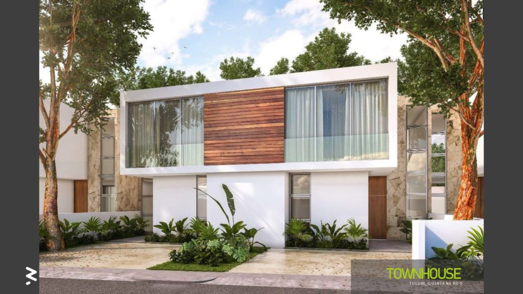 Townhouse in Tulum