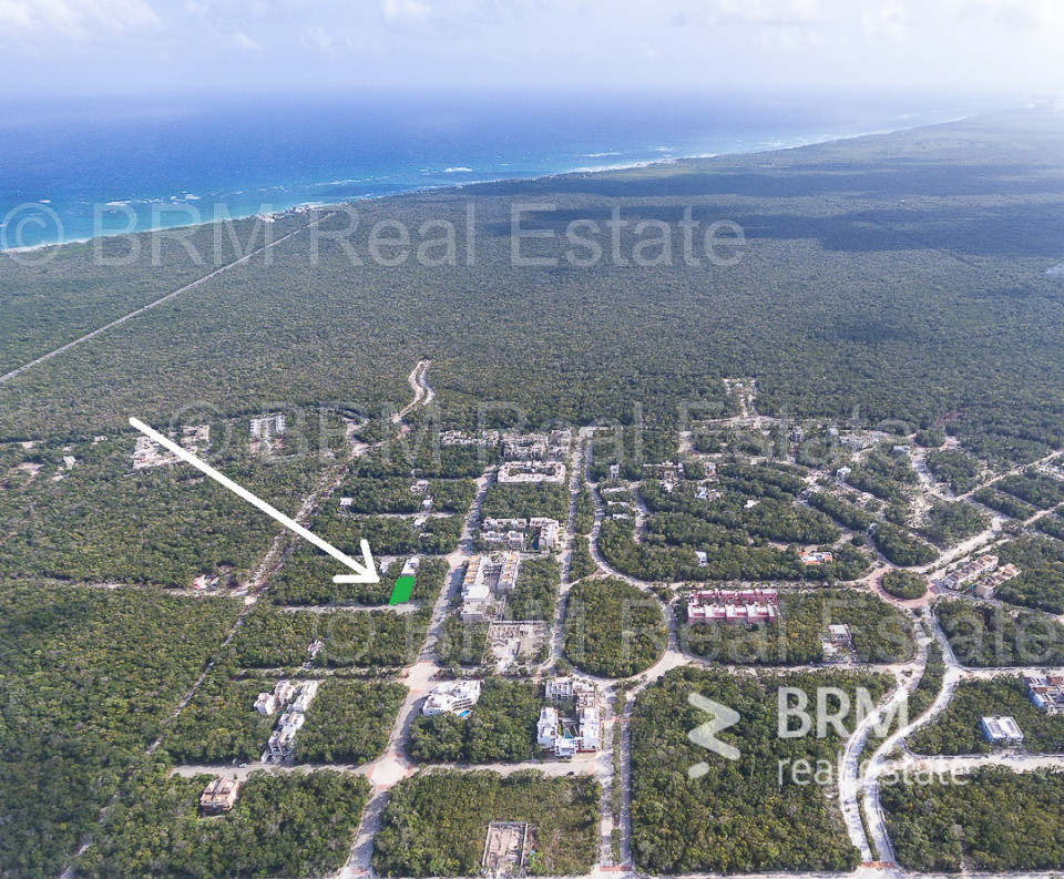Lot for sale in Tulum - Aldea Zama